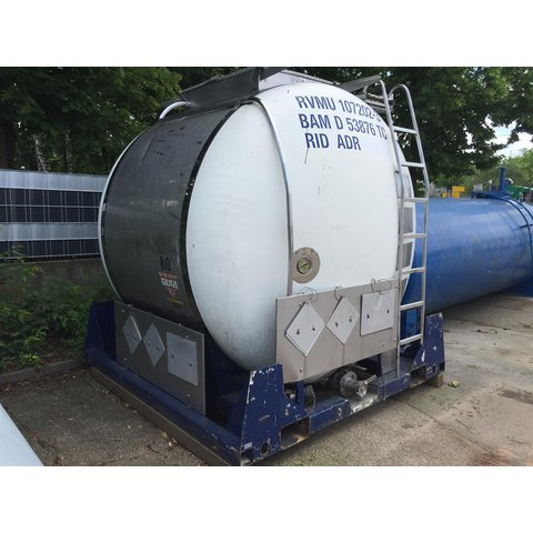 7.500 l Tankcontainer