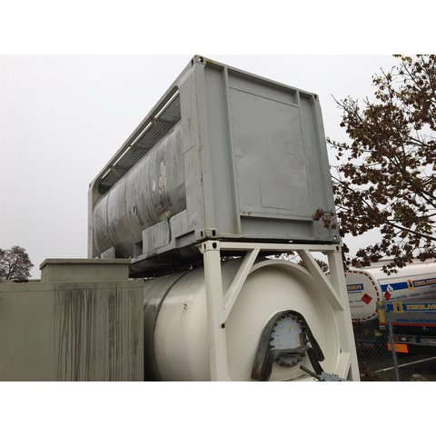 26.000 l Tankcontainer