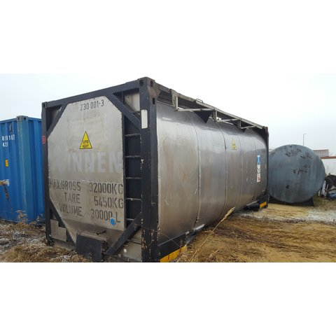 30.000 l Tankcontainer