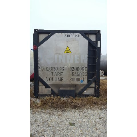 30.000 Liter Tankcontainer